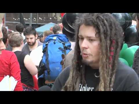 Live: 'Occupy' protests spread across the world