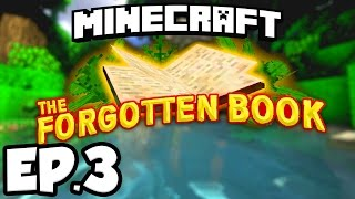 Minecraft: THE FORGOTTEN BOOK Ep.3 - FINDING THE CUPOLA!!! (Custom Adventure Map)