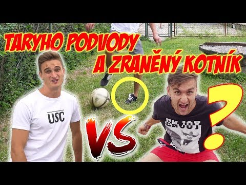 Street Football Challenge #2 | Tary vs. Hanzi