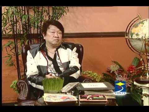 MC Trần Quốc Bảo và ca sĩ Thanh Lan tháng 4/2011 (part 2)