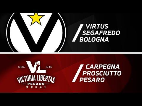 Serie A 2020-21: Virtus Bologna-VL Pesaro, gli highlights