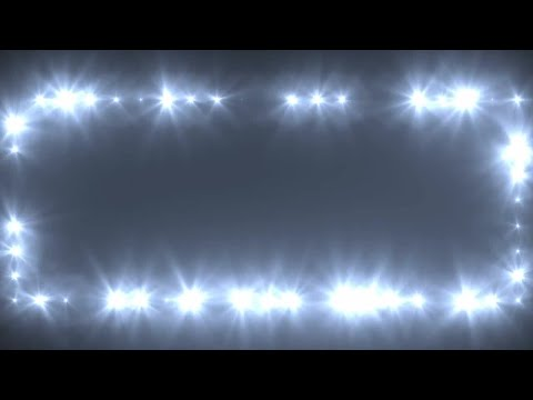 Flashing Lights Pack Motion Graphics