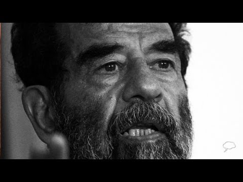 Saddam Hussein Biography