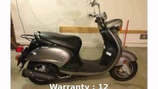 3. 2009 Yamaha Vino 125 - Walkaround