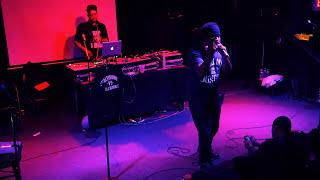 PHAROAHE MONCH & DJ BOOGIE BLIND: Live @ BMore Dilla, The Ottobar, 2/17/17