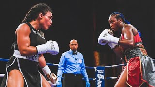 Video CLARESSA SHIELDS VS HANNA GABRIELS FULL FIGHT MP3, 3GP, MP4, WEBM, AVI, FLV September 2019
