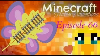 Minecraft PC - Feather Adventures : Feather Flyer!  - {66}