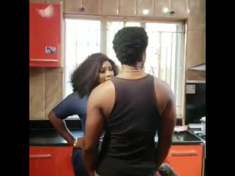 Flakky Ididowo seduced Ricardo. TANGLE  produced by Omotola Akeju. Directed by Murphy Afolabi