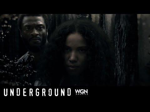 Underground Season 2 Teaser 'Instinct'