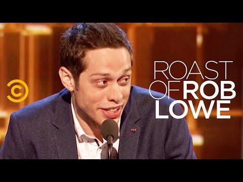 Pete Davidson Wrecks Rob Lowe's S**t (Full Set) - Roast of Rob Lowe