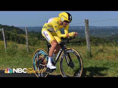 Tour de France 2019: Stage 13 finish | NBC Sports