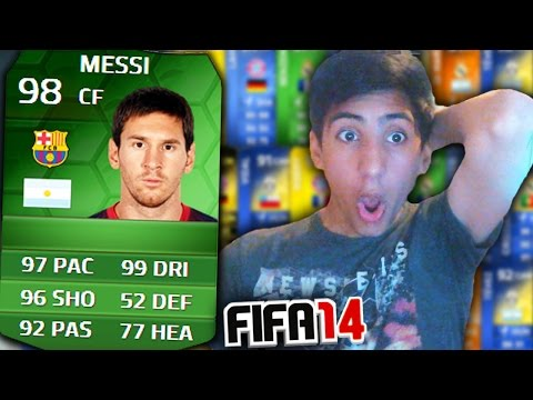 opening - FIFA 14 & FIFA 14 imotm 100k Pack opening w/ FIFA 14 Ultimate Team Messi iMOTM Pack opening! (FIFA 14 Ultimate Team) ▻Cheap FIFA Ultimate Team Coins http://goo.gl/mLKmeP Use Discount Code...