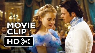 Cinderella Movie CLIP - They're Looking At You (2015) - Lily James Disney Movie HD