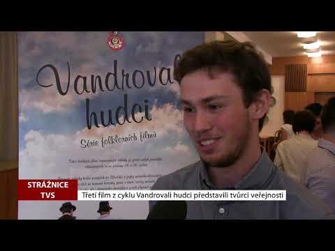 TVS: Strážnice - Třetí film ze série Vandrovali hudci představili tvůrci publiku