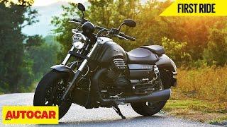 4. Moto Guzzi Audace | First Ride | Autocar India