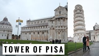 Pisa Italy  city images : A Day in Pisa! | Italy Trip 2016 | The Dulaks