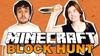 TRAIÇÃO!!! - Minecraft: Block Hunt