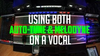 Video Using Both Auto-Tune & Melodyne On A Vocal MP3, 3GP, MP4, WEBM, AVI, FLV September 2018