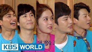Video Happy Together - Jang Nara, Seo Inguk, Choi Wonyoung & more! (2015.07.09) MP3, 3GP, MP4, WEBM, AVI, FLV April 2018