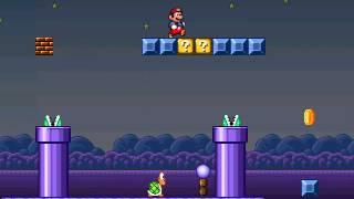 Mario Forever videosu