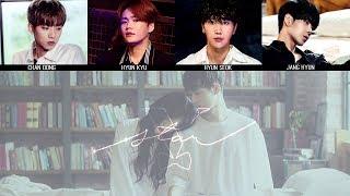 VROMANCE - Star (별) MV + Lyrics Color Coded HanRomEng