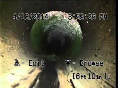 7822 SE Tibbetts St. 97206 Sewer Scope Video Inspection, Black Rock Underground