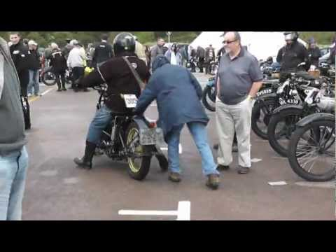 The Classic MotorCycle: VMCC Banbury Run 2012