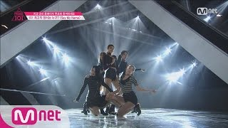 Video [Produce 101] Transforming to Sexy Girls - ♬SAY MY NAME @Position Eval.(DANCE) EP.07 20160304 MP3, 3GP, MP4, WEBM, AVI, FLV Mei 2018