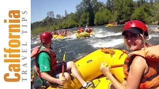 'White Water Rafting'