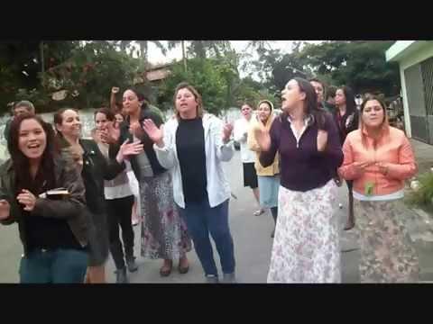 DOMINGO EVANGELISMO EM ITATUBA - PARTICIPE
