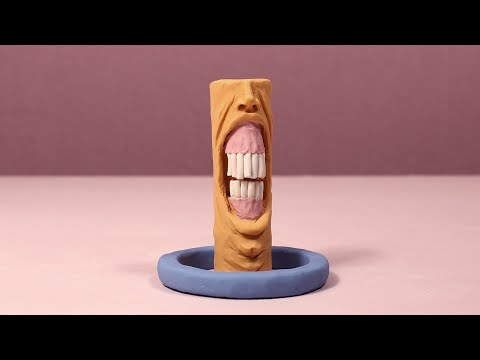 DISTORTION. A Stop motion Animation by Guldies