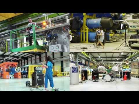 Deerhoof vs Hadron Collider (2015)