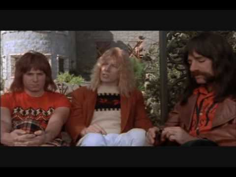 Spinal Tap Drumers