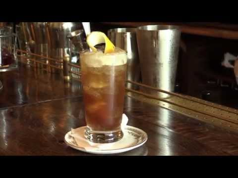 How to make a Cynar Cup cocktail