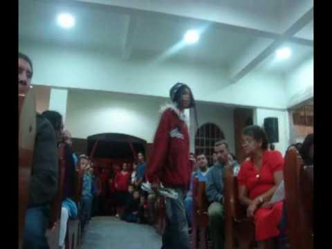 Missa de Pentecostes - Teatro Nova Aliança