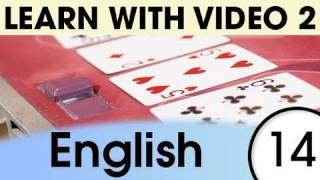 Learning Through Opposites 4, Learn English with Video