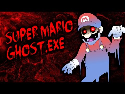 SUPER MARIO GHOST.EXE [SUPER MARIO HORROR GAME]