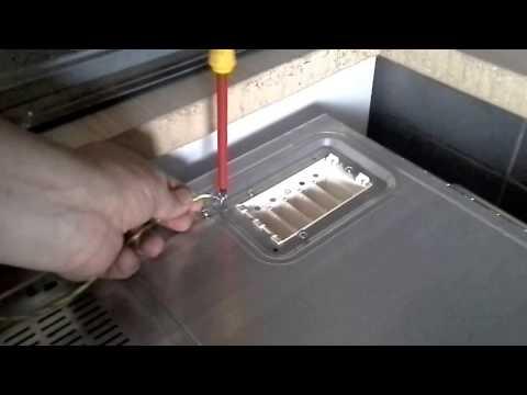 Branchement electrique four et plaque de cuisson / Elektrischer Anschluss Backofen und Herd