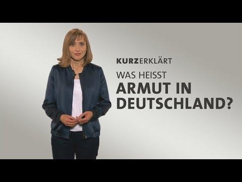 Was heißt Armut in Deutschland?