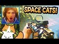 """BIG PLAYS!"" - Call of Duty: Ghost ""SPACE CATS"" Camo! - LIVE w/ Ali-A!"