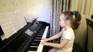 Туманы. Дети поют. Виктория Викторовна 6 лет.