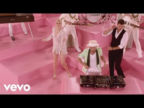 DJ Cassidy feat. Robin Thicke, Jessie J – Calling All Hearts