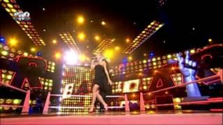 Ivana & Ruben-The lady is a tramp(Tony Bennet&Lady Gaga)-Vocea Romaniei 2014-Confruntari 1-Editia 8