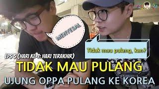 Video Ujung Oppa(Orang Korea) Pergi Ke Indonesia(SURGA) Eps 5 MP3, 3GP, MP4, WEBM, AVI, FLV Februari 2018