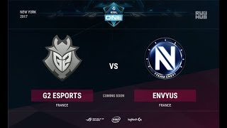 G2 vs EnVyUs, game 1