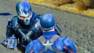 Video Captain America Civil War Trailer, 8 Things We Know (D23 Civil War REVEAL) MP3, 3GP, MP4, WEBM, AVI, FLV April 2018