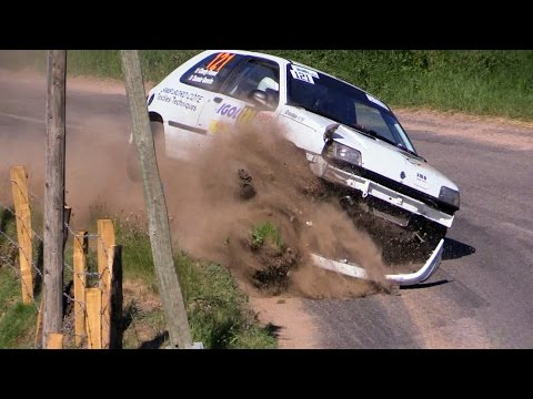 Rallye Lyon Charbonni?res 2017 Best of (show & Crash) by Rallye Luminy13