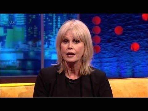 """Joanna Lumley"" On The Jonathan Ross Show Series 5 Ep 8 30 November 2013 Part 1/4"