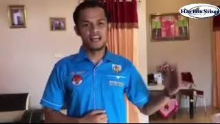 Ketua KNPI Banggai Ajak Masyarakat Berdiam Diri Di Rumah
