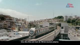 Metrô de Salvador. Governo da Bahia